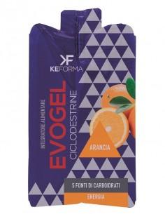 Keforma evogel gel con ciclodestrine arancia