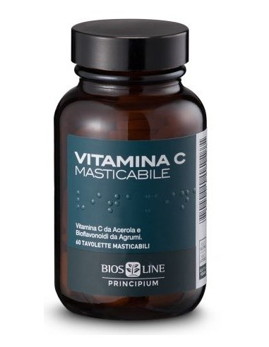 Bios Line Principium integratore Vitamina C 60 tavolette